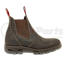 UBOK12 by REDBACK BOOTS USA - Boot Bonsall-Claret Brown Slip on 12UK
