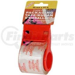 74000 by CANTECH - Packing Tape w/Disp 48mm - 20M