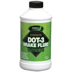 2212 by TECHNICAL CHEMICAL CO. - Brake Fluid HD Prem 12oz 12pk
