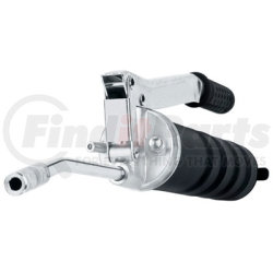 LX-1120 by AIRGAS SAFETY - Grease Gun, Heavy Duty, Lever Action, 3 Way Loading, Rigid Extension, 4 Jaw Coupler with Ball Check