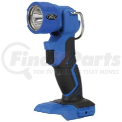 F18-05 by FORD TOOLS - 18 Volt Flashlight - 3 Watt 75/150 Lumens