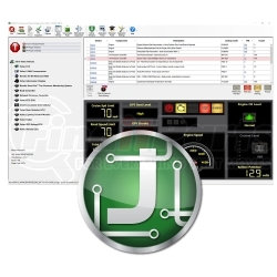212100-NS by NOREGON SYSTEMS, INC - JPRO Professional Heavy-Duty Command Bundle