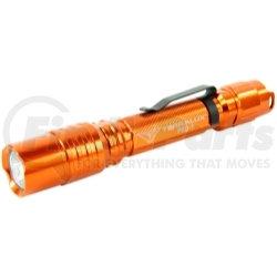 TLF-PRO3-OR by TERRALUX, INC - PRO-3 Hi-Vis Orange 280 Lumen LED Flashlight