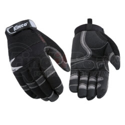 2041-L by KINCO INTERNATIONAL - KincoPro™  Synthetic Leather Palm Glove, Large