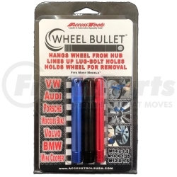 WB3 by ACCESS TOOLS - Wheel Bullet 3 PK