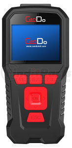 HDCODEII by CANDO INTERNATIONAL - Heavy Duty Truck Code Scanner with Extensive Caterpillar Coverage and Generic OBDII