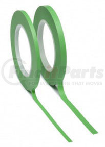 903006 by EMM COLAD - 6mm x 55m Premium Green Fine Line Tape