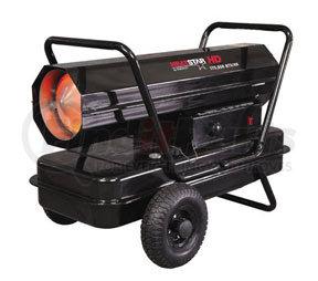F170375 by ENERCO - Heavy Duty Portable Kerosene Heater, HS125KT 175,000 BTU/HR