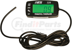 329 by ELECTRONIC SPECIALTIES - Small Engine Tach/Hour Meter