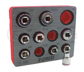 """SHS38 by E-Z RED - 3/8"""" SAE Magnetic Socket Holder"""