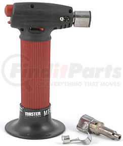 MT-51H by MASTER APPLIANCE - Butane-Powered Microtorch w/separate Heat Tip 1dia shrink attachment