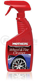 5924 by MOTHERS WAX & POLISH - Foaming Wheel & Tire Cleaner, 24 oz.