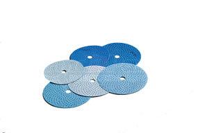 "95011 by NORTON - Multi-Air Cyclonic® Dry Ice® 3"" Disc, P320B"
