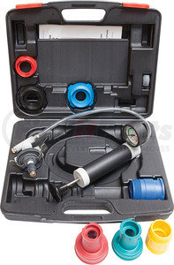 70888A by PRIVATE BRAND TOOLS - Complete Cooling System & Cap  Test Kit