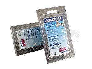 1262 by H & S AUTOSHOT - Uni-Stud AL/SI 6.0mm, 250 Count