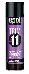 UP0876 by U-POL PRODUCTS - TRIM#11 GLOSS BLACK