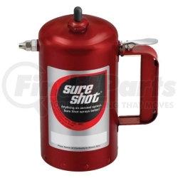 1000-R by MILWAUKEE - One Quart Capacity Steel Sprayer - Red