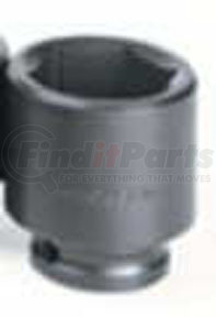 """84638 by SK HAND TOOL - 3/4"""" Drive 6-Point Standard Fractional  Socket - 1-3/16"""""""