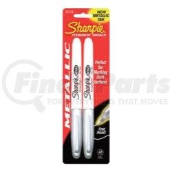 39108-SH by SHARPIE - SHARPIE Metallic Silver Permanent Marker