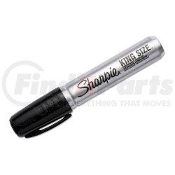 15101-SH by SHARPIE - Sharpie King Size Permanent Marker, 1 Black Marker