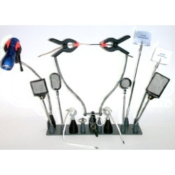 D14 by SE TOOLS - 14 Piece Magnetic Holding Display