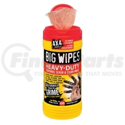 6002-46 by BIG WIPES - Big Wipes Heavy Duty Dual Side Cleaning Wipes