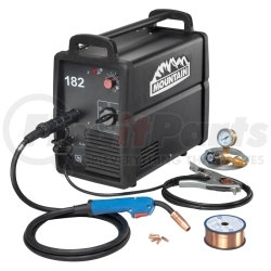 MIG6180 by MOUNTAIN - Welder MIG 180-AMP Professional Portable 230-Volt