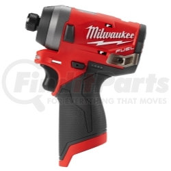 """2553-20 by MILWAUKEE - M12 FUEL 1/4"""" Hex Impact Driver (Bare)"""