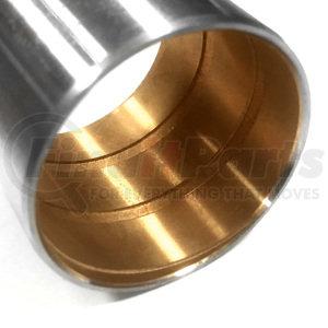 SKB13023 by STEER KING - King Pin Kit: No-Ream Bronze Bushing