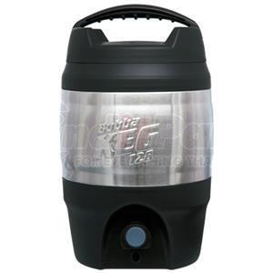 600105SQ by SQWINCHER - Sqwincher® Bubba Keg Cooler, 1 gal
