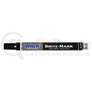 84001DY by ITW DYMON - Brite-Mark® Medium Tip Permanent Paint Markers, Blue