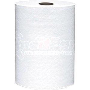 """880NV by VON DREHLE - VonDrehle® Preserve® Hardwound Towels, Natural, 6 Rolls/7 7/8"""" x 800' ea"""