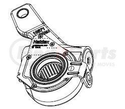 40910645 by HALDEX - Automatic Brake Adjuster (ABA) Kit - 6 in. Arm Length