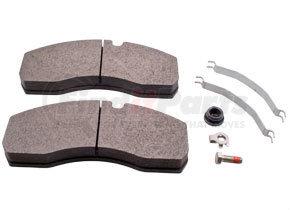 790-22008 by HALDEX - ADB Brake Pad Service Kit