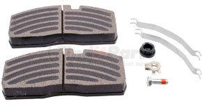 790-22040 by HALDEX - ADB Brake Pad Service Kit
