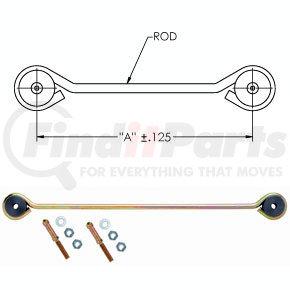 90554771 by HALDEX - Fixed Loop Linkage