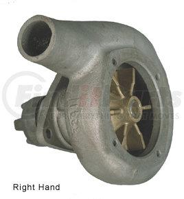 RW1181X by HALDEX - Remanufactured Water Pump - For Detroit Diesel