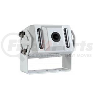 710522 by VELVAC - Adjustable Rear View Camera Color Camera, White Housing