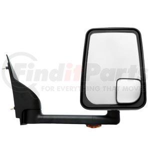 "714574 by VELVAC - Mirror - 2020 Standard Head, Black, 102"" Body, Right Side"