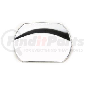 "723075 by VELVAC - Stick-On Convex Spot Mirror 4"" x 5.5"" Rectangle"