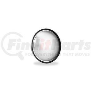 "708449 by VELVAC - DuraBall Wide View Convex Mirror 8.5"" Center Mount Wide View Convex Mirror, Black"