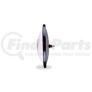 """709216 by VELVAC - DuraBall Wide View Convex Mirror 10"""" Center Mount Convex Mirror, Black"""