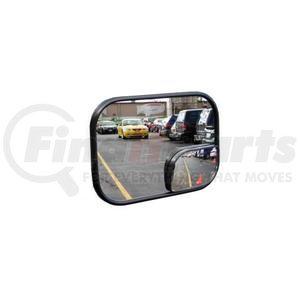 715889 by VELVAC - Colorado Canyon Pickup Mirror Left Side Mirror Head w/Convex
