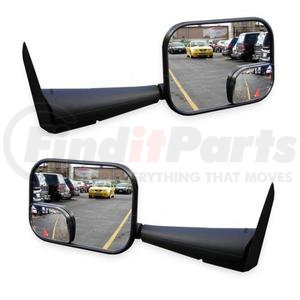 715885 by VELVAC - Colorado Canyon Pickup Mirror Black, Complete Pair