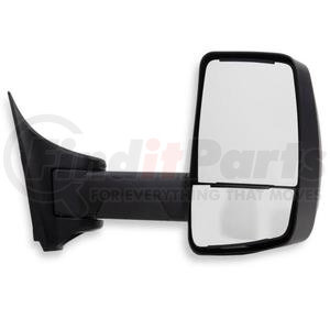 "715936 by VELVAC - 2020XG System-Chevy/GM Cutaway Van 2020XG Deluxe Head, Black, 102"" Body Width, Right Side"