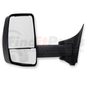 "715925 by VELVAC - 2020XG System-Ford E Van 2020XG Deluxe Head, Black, 102"" Body Width, Left Side"