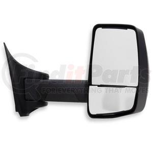 "715918 by VELVAC - 2020XG System-Chevy/GM Cutaway Van 2020XG Deluxe Head, Black, Heated Manual Convx, 96"" Body Width, Right Side"
