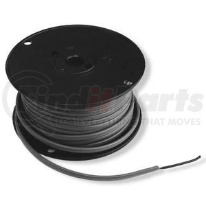 051058 by VELVAC - Gray Jacketed Parallel Wire 14 Gauge, Black-White, 100'