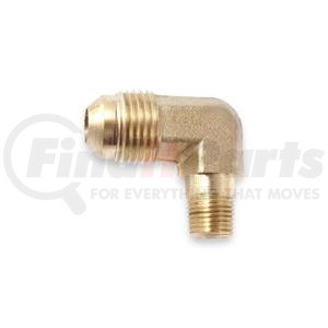014911 by VELVAC - SAE 45° Flare Fitting, Male Elbow