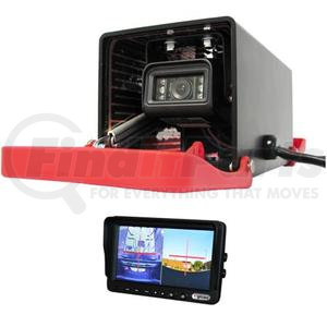 "710640 by VELVAC - 5th Wheel Dual Camera Kit Includes 7"" Monitor"